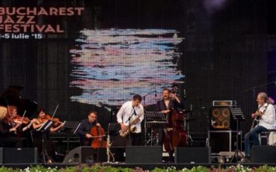 Teodora is the new artistic director of Bucharest Jazz festival